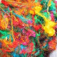 Sari Silk Fiber