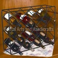 Iron Wine Racks