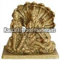 Brass Religious Statue