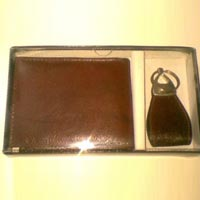 Wallet with Keyrings