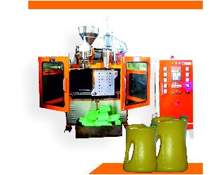 Jerrycane Blow Molding Machine