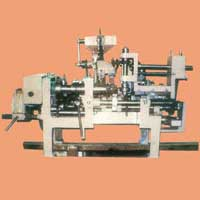 Wood Screw Making Machine