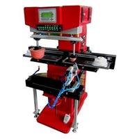Shoe Heel Pad Printing Machine