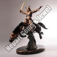 Bronze Decorative Statue