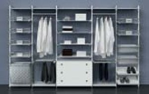 Interior Designing Shelf Fitting System