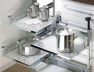 Corner Unit Pull-out System