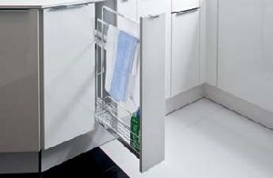Pull-out Towel Holder 90 Degree