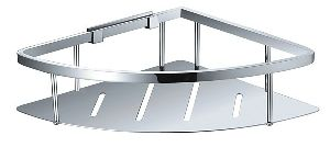Stainless Steel Triple Corner Rack 01
