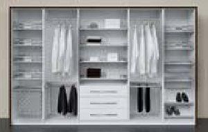 Wardrobe Interiors Fitting System