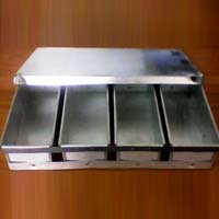 Aluminium Bread Moulds