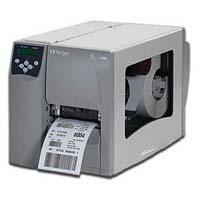 Zebra S4M Barcode Printer
