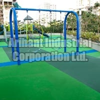 Playground Rubber Flooring 03