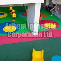 Playground Rubber Flooring 05