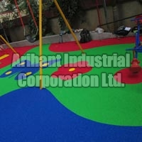 Playground Rubber Flooring 13