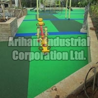 Playground Rubber Flooring 14