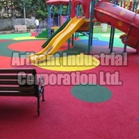Playground Rubber Flooring 21