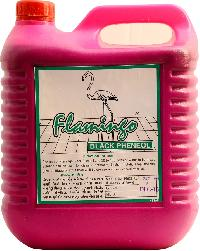 Flamingo Black Phenyl