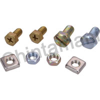 Hexagonal Slotted Bolts