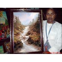 Glow Art Painting 002