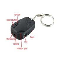 4GB Spy Keychain Camera