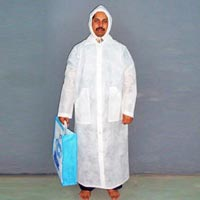 Non Woven Fabric Raincoat