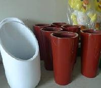 Colored FRP Planters