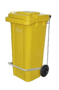 Foot Operated bin 120L