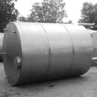 Horizontal Storage Tank