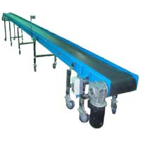 Loading Unloading Conveyor System