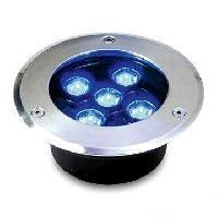 Round LED Buried Light