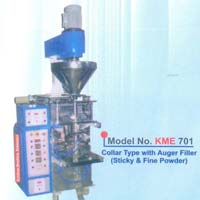 Collar Type Auger Filling Machine (KME 701)