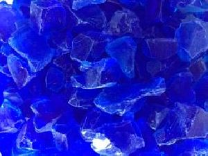 Crystal Blue Silica Gel
