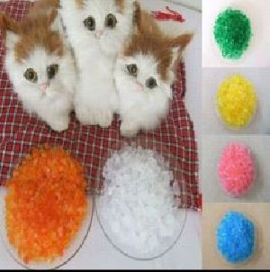 Cat Litter Silica Gel 01
