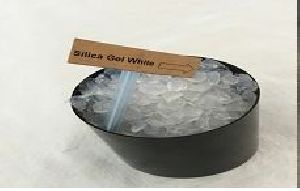 Crystal White Silica Gel