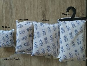 50gm - 500gm Non Woven Pack Silica Gel Pack