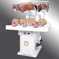 Collar & Cuff Press Machine