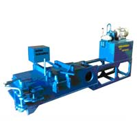 Single Action Hydraulic Scrap Baling Press