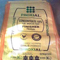 PP Coloured Printed Sacks