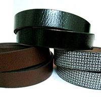 Ladies Formal Leather Belts