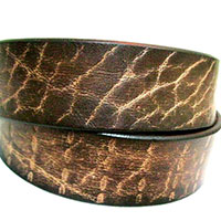 Mens Crust  Leather Belts