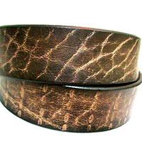 Mens Crust Leather Belts