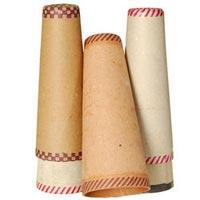 Printed Paper Cones