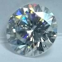 Colorless Moissanite - 03