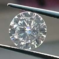 Colorless Moissanite - 04
