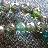 Moissanite Round Beads 03