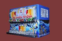 14 Valve Soda Fountain Machine
