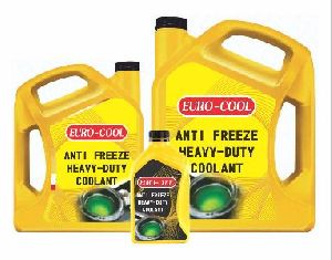 Antifreeze Engine Coolant