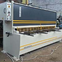 Hydraulic Sheet Cutting Machine