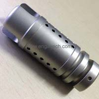 Zlink Plated Mild Steel Part
