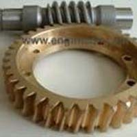 Worm & Worm Wheel Gear Set